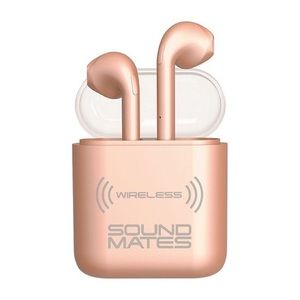 NWT tzumi SoundMates Wireless Bluetooth Earbuds